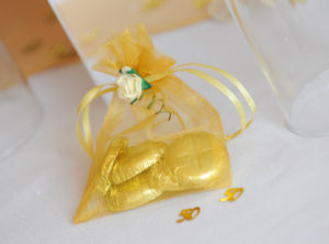 Wedding favours, party favours