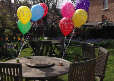 Balloons for Children's party, St Albans